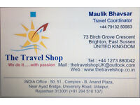 The Travel Shop UK - Making Your Holiday memorable is our Passion