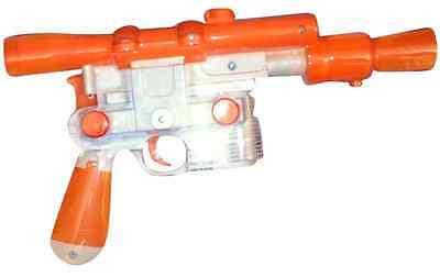 Han Solo Blaster Star Wars Toy Gun Fancy Dress Up Halloween Costume Accessory