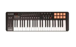 M-Audio Oxygen 49 MK IV MIDI Keyboard Controller