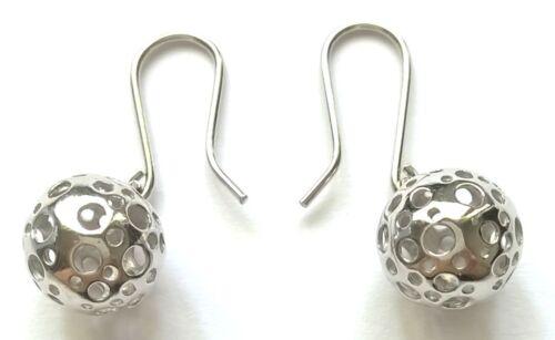 """Liisa Vitali Finland - Beautiful Sterling Silver """"Ladybird"""" Earrings"""