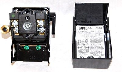 2 Stage Air Compressor Pressure Switch W Unloader Valve Lever 145-175 Psi