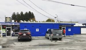 Car Wash/Truck Wash/Pet Wash/Laundromat/Conv Store for sale