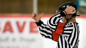 Looking for volunteer referees for floor hockey