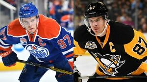 OILERS VS PITTSBURGH