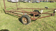 Trailer, farm trailer Warragul Baw Baw Area Preview
