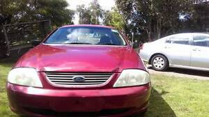 2001 Ford Falcon Sedan Belmont Geelong City Preview