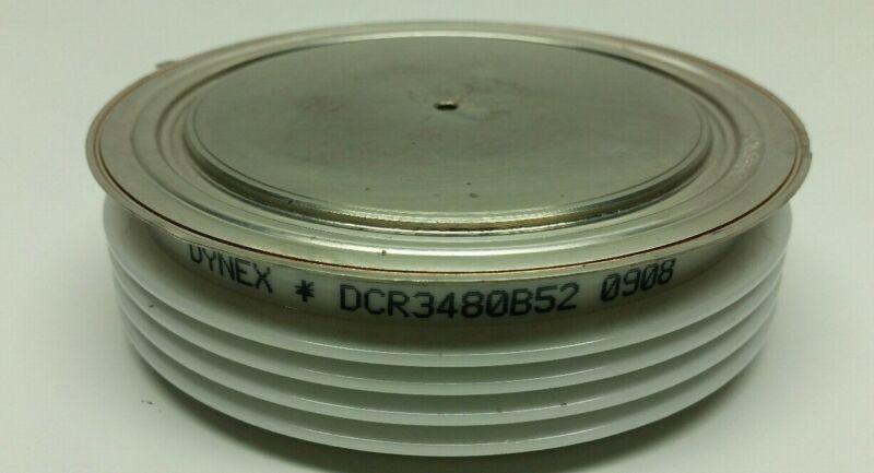 Dynex Semi Conductor Phase Control Thyristor DCR33480B52