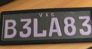 Personalised plates Craigieburn Hume Area Preview