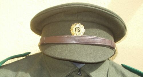 Irish Volunteers Cap Irish 1916 Rising Cap complete with badge. Green