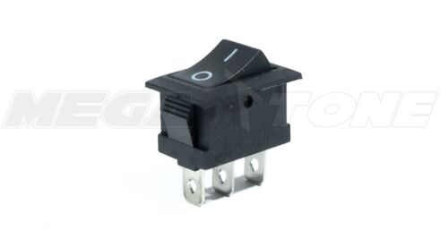 SPDT KCD1 Mini Rocker Switch ON-ON 6A/250VAC - High Quality - USA SELLER!!!