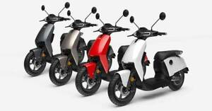 SUPER SOCO CUx - The all electric scooter / moped Subiaco Subiaco Area Preview