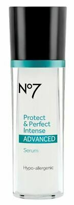 Boots No7 Protect & Perfect Intense Advanced Serum 30 mL/ 1.0 fl oz Bottle