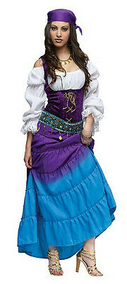 Gypsy Moon Adult Costume Size Medium - Gypsy Moon Costume