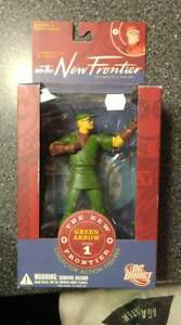DC The New Frontier Series 1 Green Arrow Action Figure (Damaged)