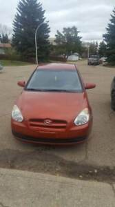 Hyundai Accent 2009 Hatchback for SALE (150k mileage)