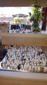 Collectable China Thimbles