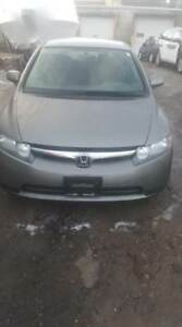 2007 Honda Civic Sedan ONLY 150000KMS