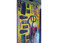 Electronic Car Racing Track Excellent Condition