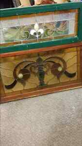 Stain glass 1920s