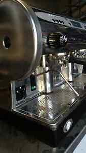 SAN MARINO LISA 2 GROUP ELECTRONIC Esspresso Coffee Machine Coburg North Moreland Area Preview