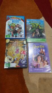 Dvds 3 for $10 Allenby Gardens Charles Sturt Area Preview