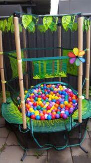 Mini trampoline Andrews Farm Playford Area Preview