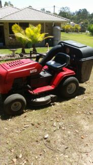 MTD 38 inch ride on mower Narangba Caboolture Area Preview