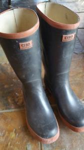 Gum Boots - size 8-9