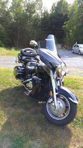 Yamaha Royal Star Touring Motorcycle