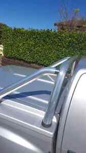 2013 Isuzu D Max Sports Bar and Hard Top Tray Cover Kariong Gosford Area Preview