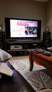 Lg 50 Inch Plasma Tv, Sony 6.2 Suround Sound System with Stand Legana West Tamar Preview