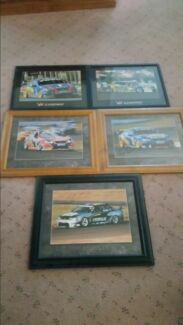 V8 supercar collection  Mowbray Launceston Area Preview