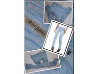 Women Jeans Diesel Matic W27 L32
