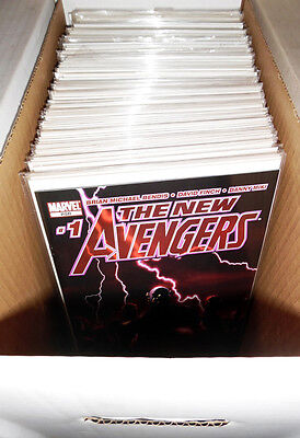 THE NEW AVENGERS 1-44 + VARIANT + ANNUAL 2005-2010 MARVEL COMICS USA NM IRON MAN