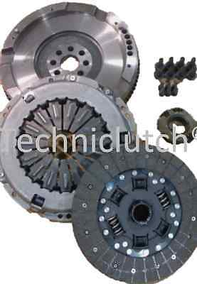 Toyota RAV 4 MK II 2.0 D-4D 4WD Dual mass to single flywheel and clutch kit