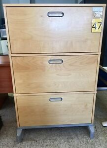 IKEA 3 Drawer Filing Cabinet