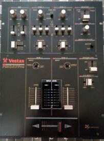 Vestax Mixer - PMC 07 Pro - 25th Anniversary Edition - Mini Innofader Inside
