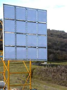 Up to 150 km any communication frequency antenna links.