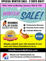 ★ Ready for a Salary Increase? BEST RESUME SERVICE IN TOWN