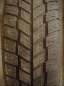 ONE 215/70R15 STUDDED WINTER TIRE