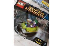 Lego joker car