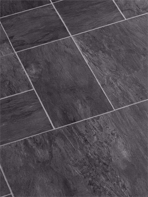 5 packs Ceramic Tile Effect Laminate Flooring / Homebase ...