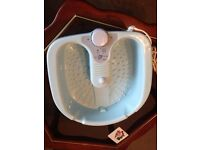 Foot Massager & Spa