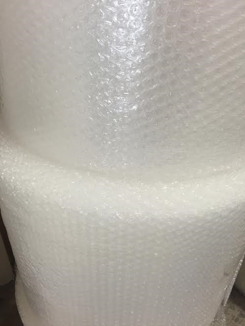 "3/16"" Small Bubble Air Cushioning Padding Roll 350' x 12"" Wide Perf 12"" 350FT"