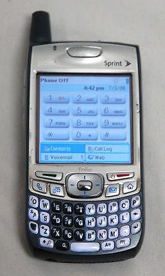 Palm Treo 700-P 700p Sprint PCS Wireless Cell Phone bluetooth qwerty touchscreen