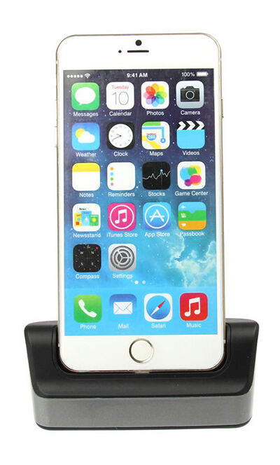 Docks That Turn Your iPhone Into a Desk Phone