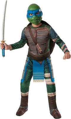 Leonardo Teenage Mutant Ninja Turtles Deluxe Kinder Kostüm ()