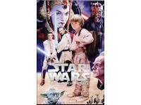 Star Wars marvel phantom menace hardcover novel