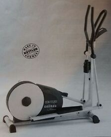 Kettler Cross-Trainer. Good Condition. Performance Monitor. Floor mat included