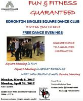 Modern Square Dance - Free Dance Evening